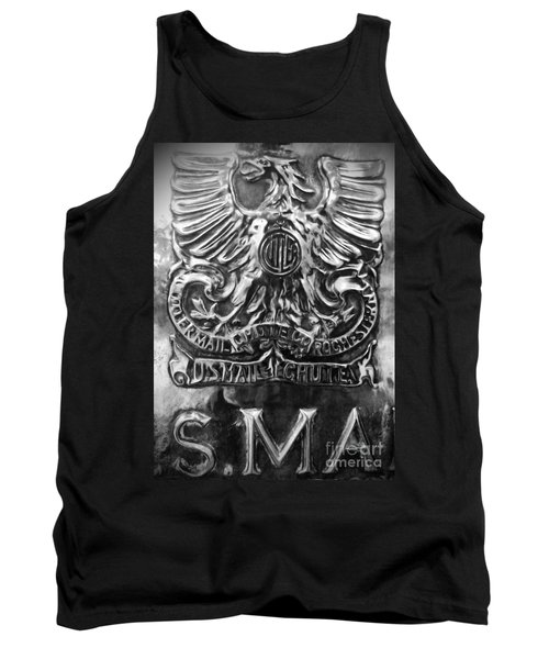 Tank Top featuring the photograph Snail Mail by James Aiken
