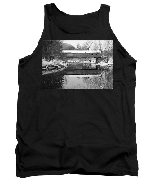 Snow Covered Coombs Tank Top