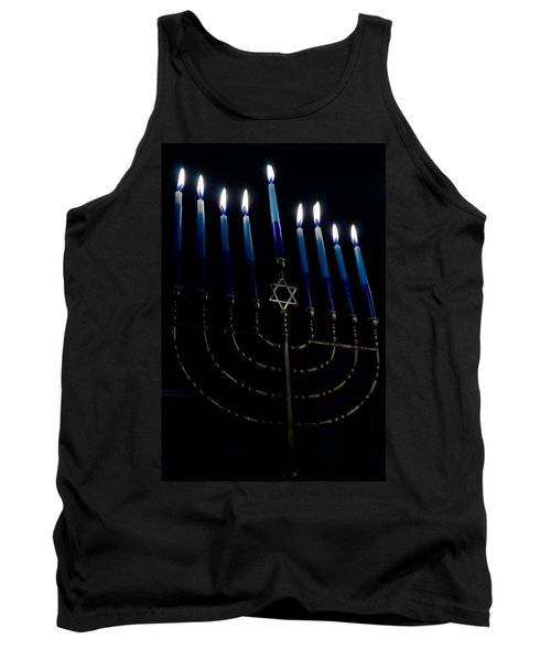 So Let Your Light Shine Tank Top