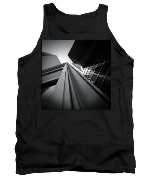 Soaring Planes Tank Top by Mark David Gerson