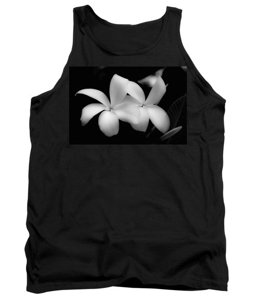 Soft Floral Beauty Tank Top
