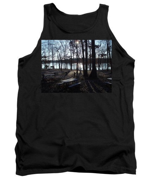 Tank Top featuring the photograph Solitude by Fortunate Findings Shirley Dickerson
