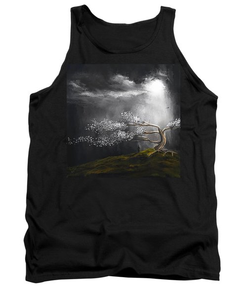 Somber Reflection Tank Top