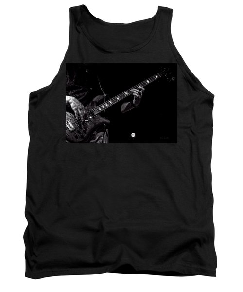 Sounds In The Night Bass Man Tank Top
