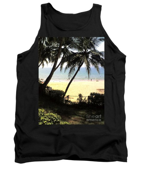 South Beach Tank Top