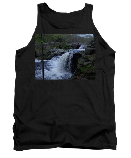 Southford Falls Tank Top by Catherine Gagne