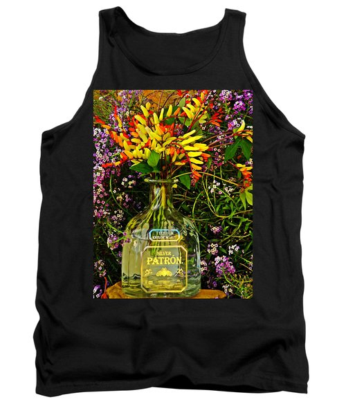 Spanish Flags  Tank Top