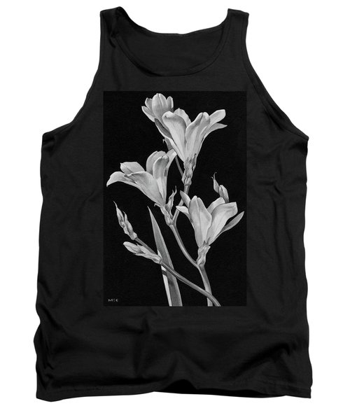 Sparaxis Flowers Tank Top