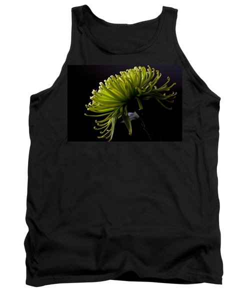 Tank Top featuring the photograph Spike by Sennie Pierson
