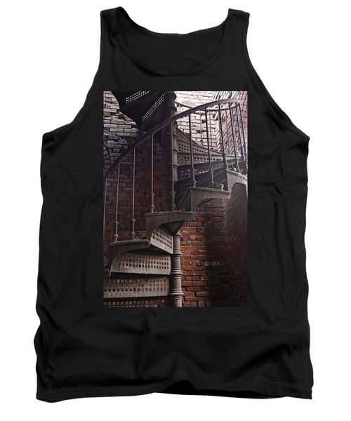 Spiral Staircase Depot Tank Top