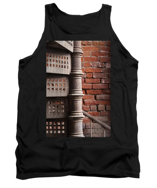 Spiral Staircase  Tank Top