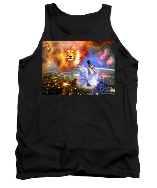 Spirit And Truth Tank Top