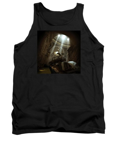 Spiritual Archives II Tank Top