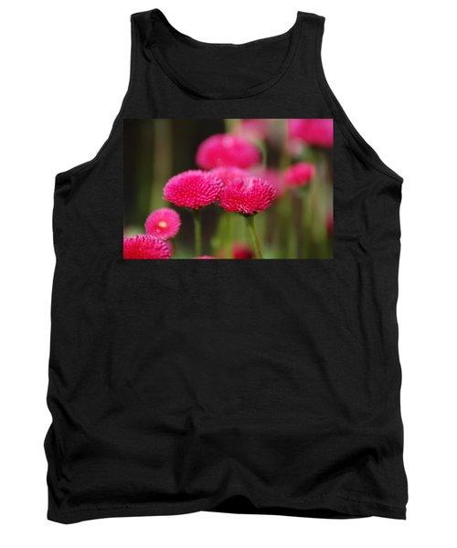 Spring Flowers Tank Top