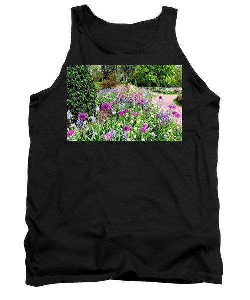 Spring Gardens Tank Top