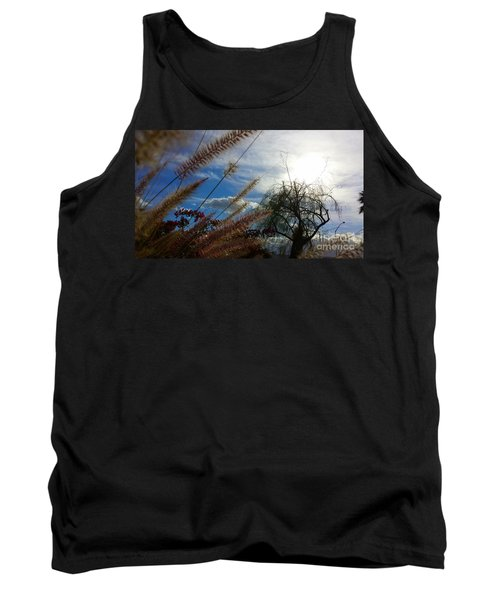 Spring In The Air Tank Top by Chris Tarpening