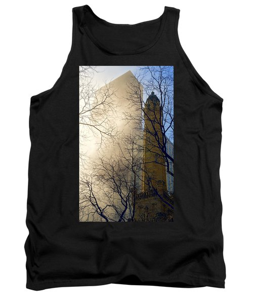 Tank Top featuring the photograph Springtime In Chicago by Steven Sparks