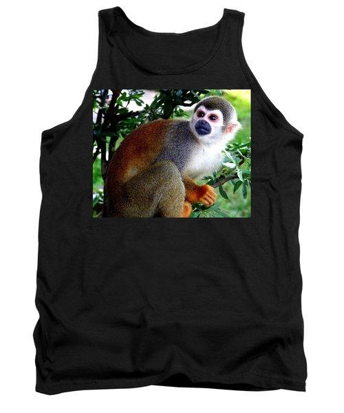Squirrel Monkey Tank Top