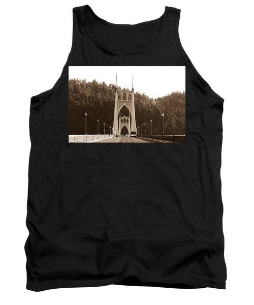 St. John's Bridge Tank Top