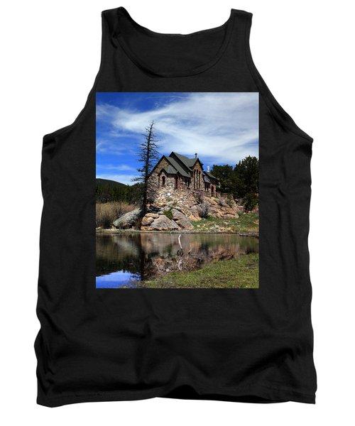 St. Malo Chapel Tank Top