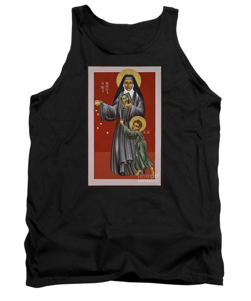 St. Therese Of Lisieux Doctor Of The Church 043 Tank Top