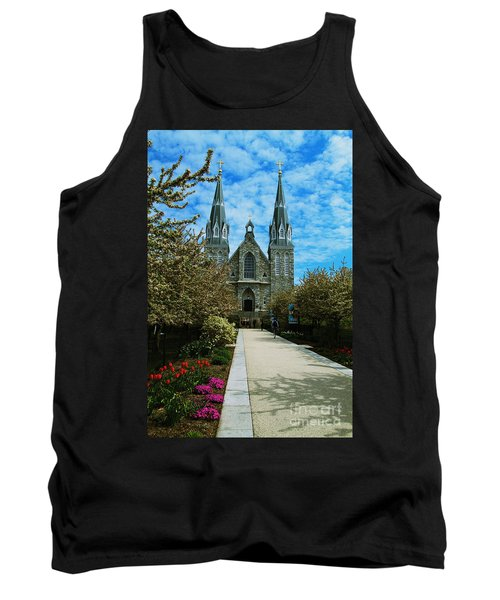 St Thomas Of Villanova Tank Top