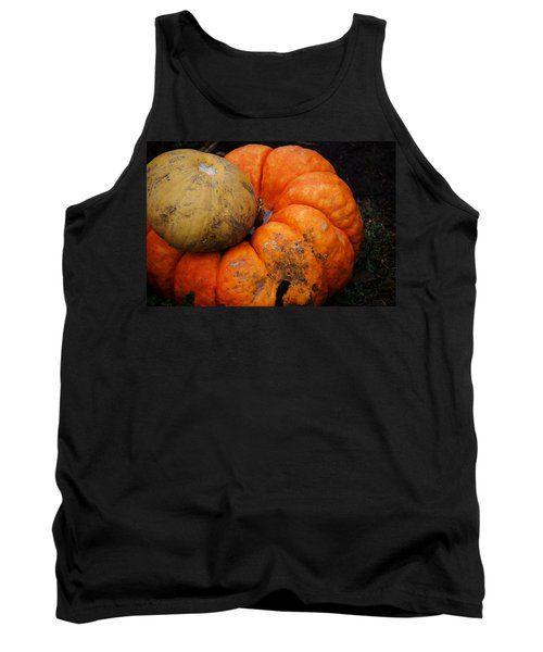 Stacked Pumpkins Tank Top