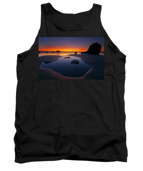 Stacks And Stones Tank Top by Mike  Dawson