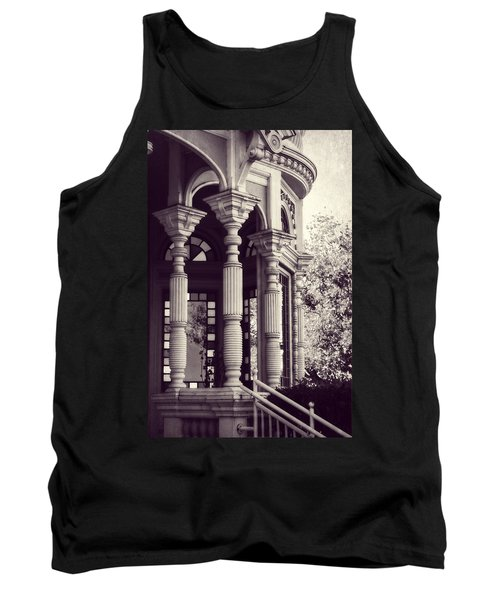 Stained Glass Memories Tank Top by Melanie Lankford Photography