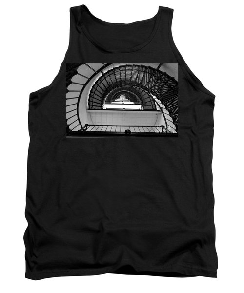 Tank Top featuring the photograph Stairs by Andrea Anderegg