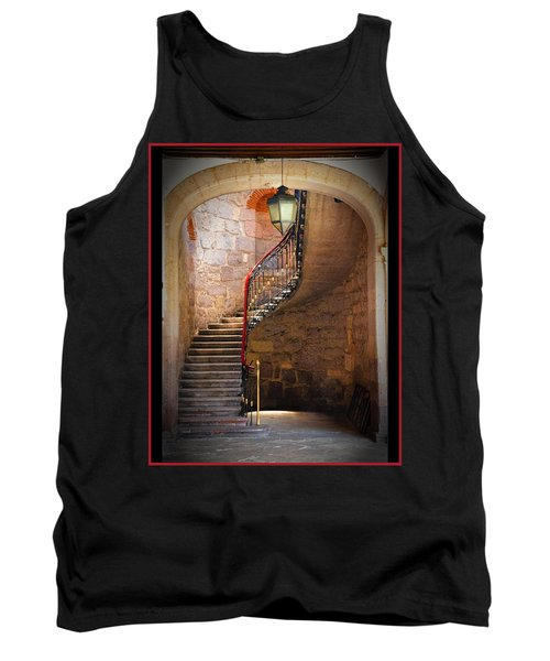 Stairway Of Light Tank Top