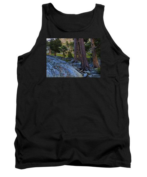 Tank Top featuring the photograph Stairway To Heaven by Sean Sarsfield