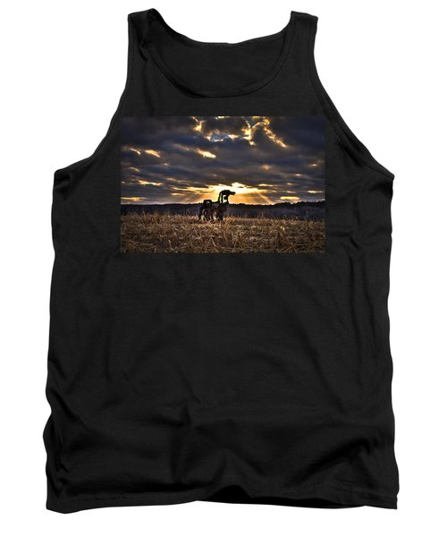 Stairways To Heaven The Iron Horse Tank Top