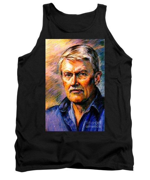 Stan Esson Self Portrait Tank Top