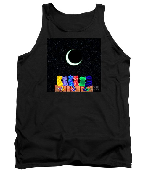 Star Gazers Tank Top