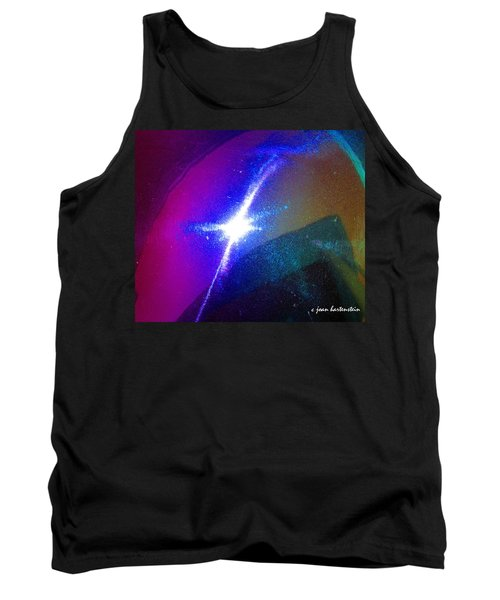 Tank Top featuring the photograph Star by Joan Hartenstein
