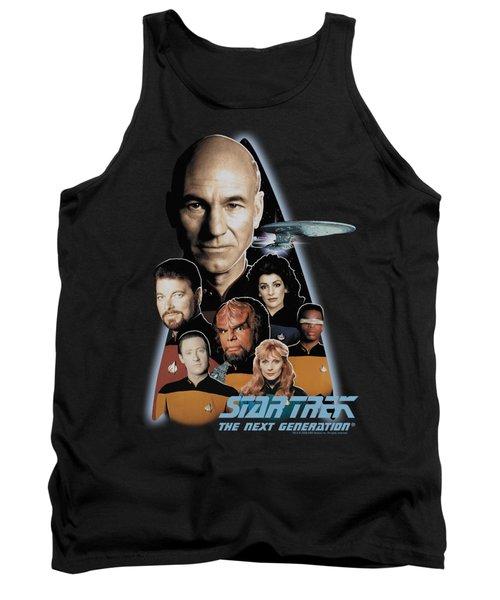 Star Trek - The Next Generation Tank Top