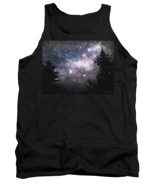 Starry Starry Night Tank Top by Cynthia Lassiter