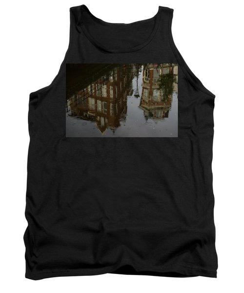Tank Top featuring the photograph Starting To Rain... by Georgia Mizuleva