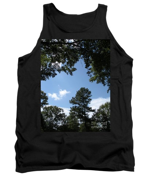 Stately Forest  Tank Top