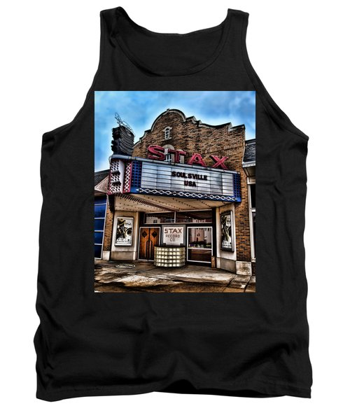 Stax Records Tank Top
