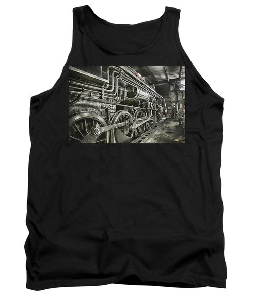 Steam Locomotive 2141 Tank Top