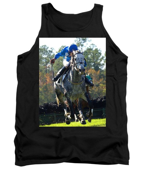 Steeplechase Tank Top