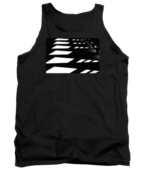 Tank Top featuring the photograph Step By Step by Newel Hunter