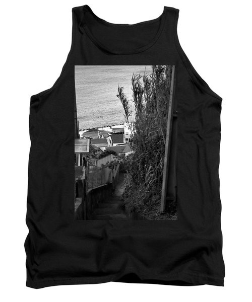 Step Down Tank Top