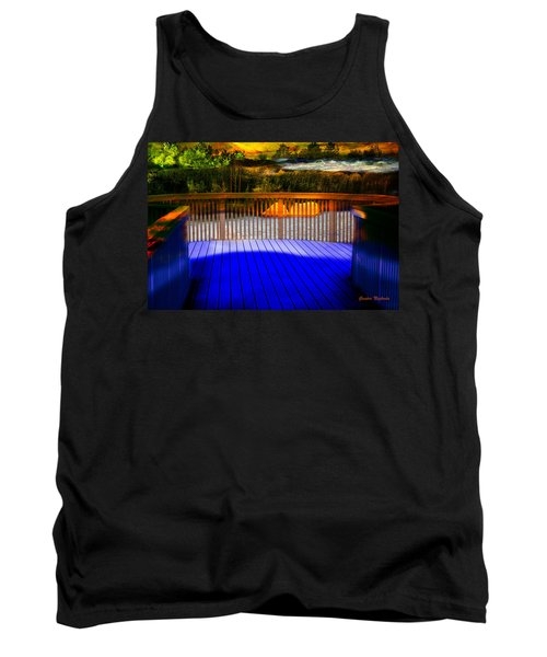 Step Out Tank Top