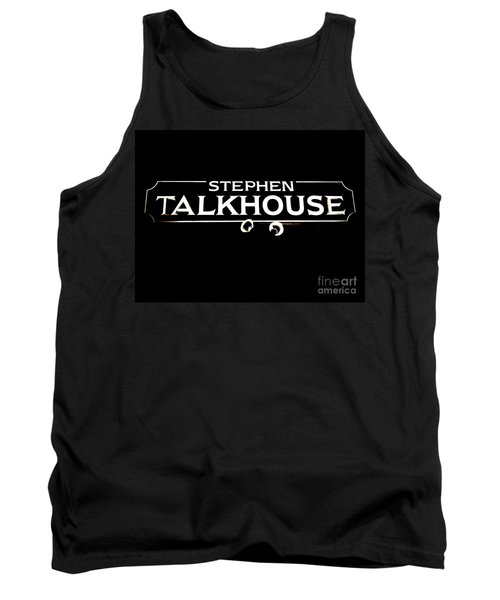 Stephen Talkhouse Tank Top