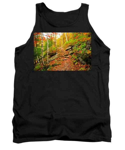 Stepping Stones Tank Top by Bill Howard
