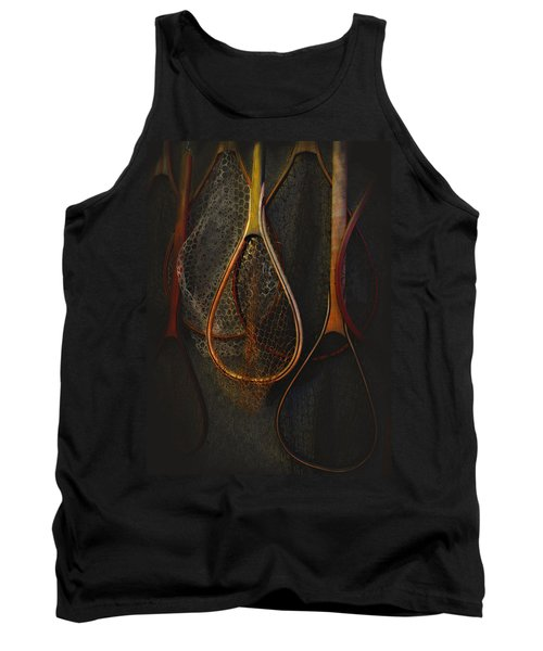 Still Life - Fishing Nets Tank Top