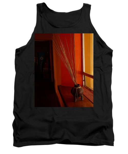 Tank Top featuring the photograph Still Life In Baja by Alan Socolik
